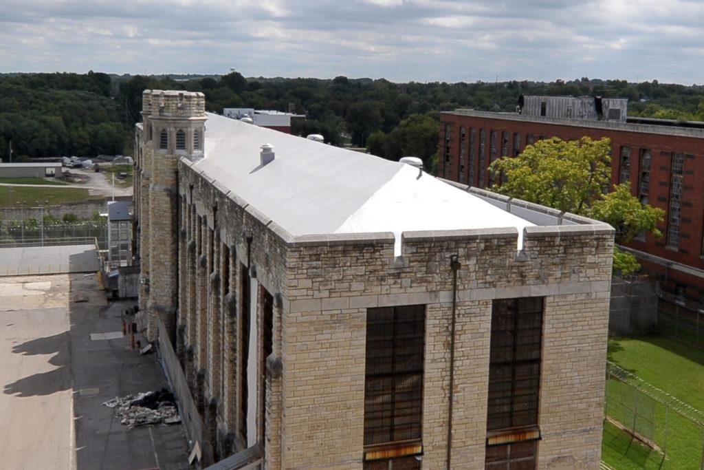 Missouri State Penitentiary Roof